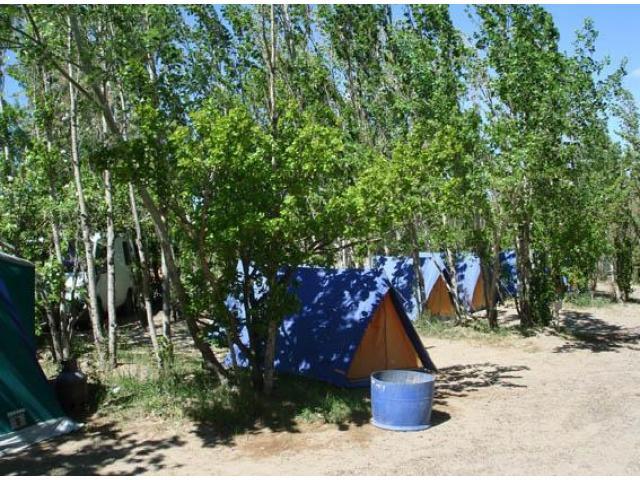 Complejo Camping Punta Cuevas del ACA